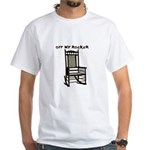 OFF MY ROCKER-1-TAN T-Shirt