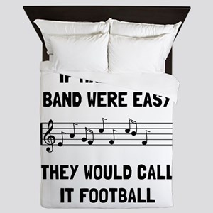 Marching Band Easy Queen Duvet