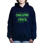 Organic Chick Hooded Sweatshirt
