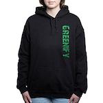 Greenify Women's Hooded Sweatshirt