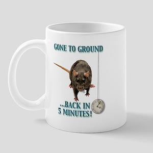 Earthdog Mug