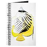 Threadfin Butterlyfish Journal