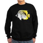 Threadfin Butterlyfish c Sweatshirt