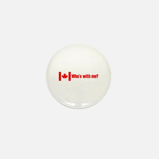 Canada Mini Button