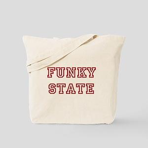 FUNKY STATE Tote Bag