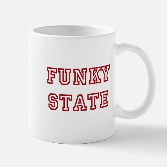 FUNKY STATE Mug