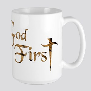 God First Mugs