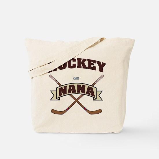 Hockey Nana Tote Bag