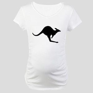 kangaroo Maternity T-Shirt