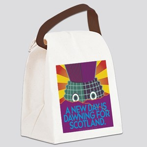 Dawning Canvas Lunch Bag