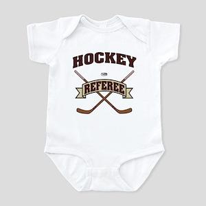 Hockey Referee Infant Bodysuit
