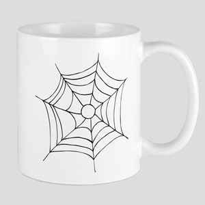 spider web Mugs