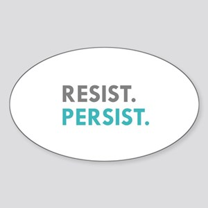 RESIST. PERSIST. Sticker