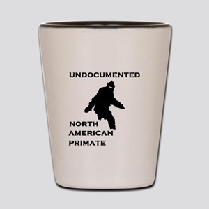UNDOCUMENTED Shot Glass