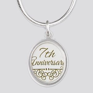 7th Anniversary Necklaces