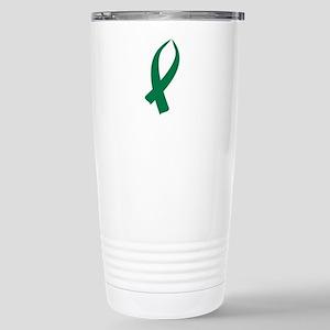 Awareness Ribbon (Green) Mugs