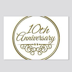 10th Anniversary Postcards (Package of 8)
