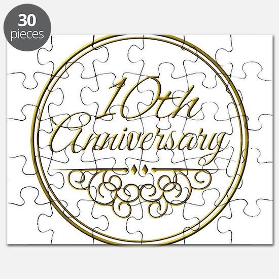 10th Anniversary Puzzle
