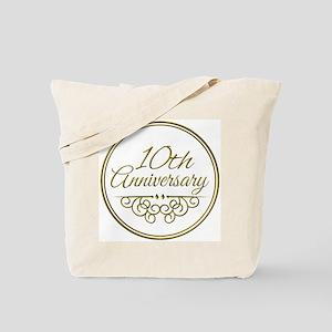 10th Anniversary Tote Bag