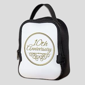10th Anniversary Neoprene Lunch Bag