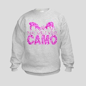 GIRL DEER HUNTER Sweatshirt