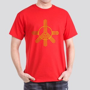 Peace Sun 02 Dark T-Shirt