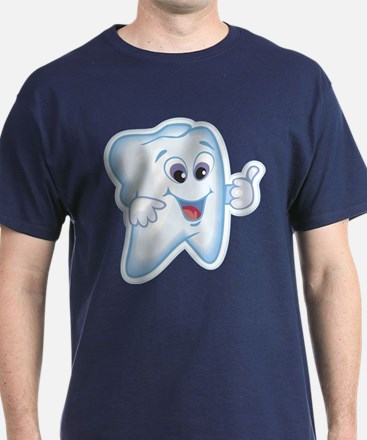Friendly Tooth T-Shirt