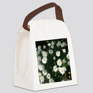 dollup of daisies Canvas Lunch Bag