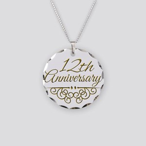 12th Anniversary Necklace