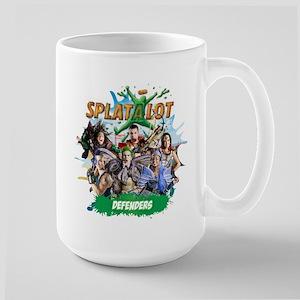 Splatalot 2 Large Mug