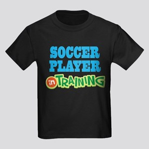 soccer player in training T-Shirt