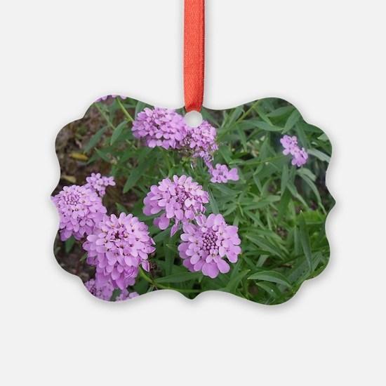 purple love Ornament