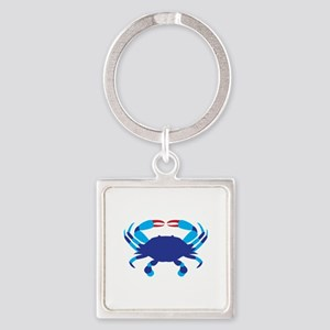 Crab Keychains