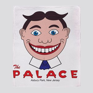 The Palace Throw Blanket