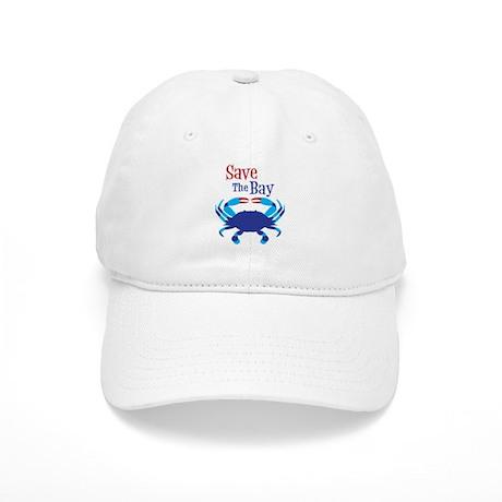 Save The Bay Baseball Cap