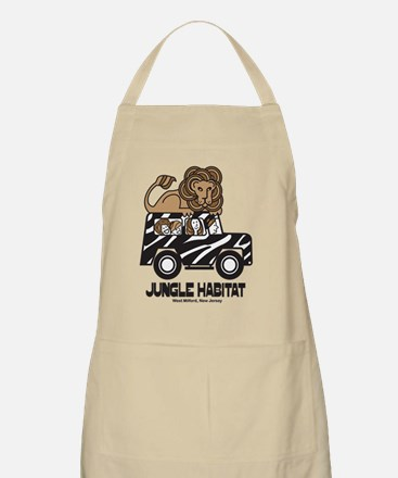 Jungle Habitat Apron