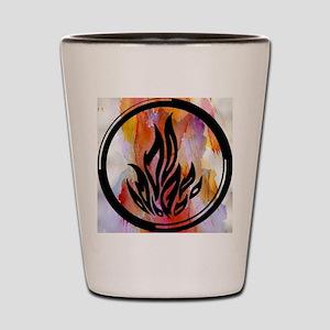 Dauntless Shot Glass