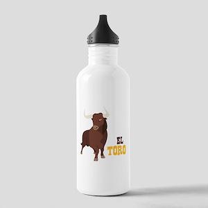 EL TORO Water Bottle