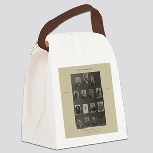 Medal of Honor Collage Canvas Lunch Bag
