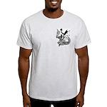 Wyvern Ash Grey T-Shirt