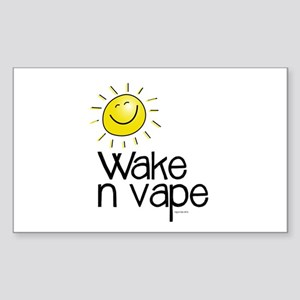 Wake -N- Vape Sticker E-Cig Skin/Wrap