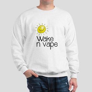 Wake -n- Vape Sweatshirt