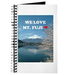 We Love Mt. Fuji Journal