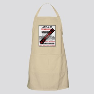 Area 51 Exposed BBQ Apron