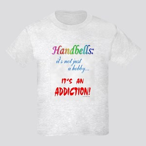 Handbell Addiction Kids Light T-Shirt