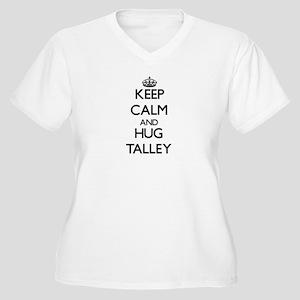 Keep calm and Hug Talley Plus Size T-Shirt