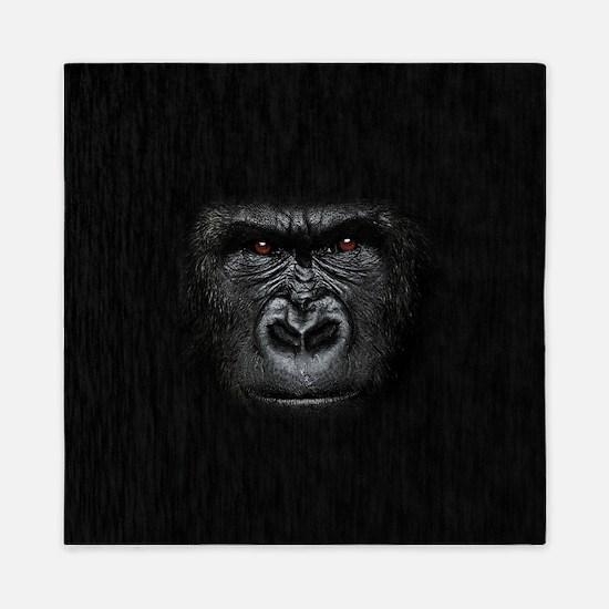 Mountain Gorilla Queen Duvet