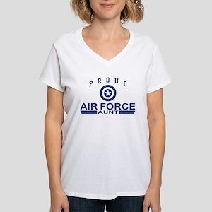 Proud Air Force Aun T-Shirt