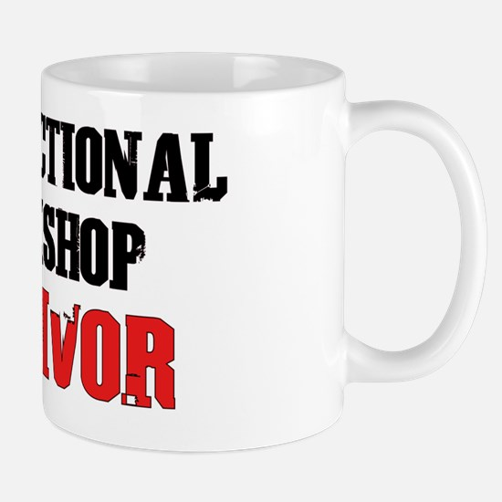 Dysfunctional Workshop Surivor Mug