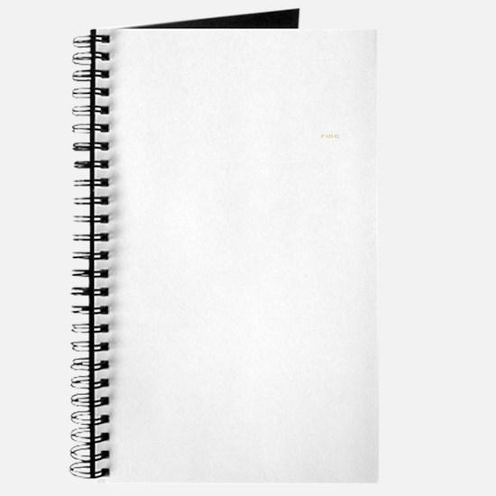 Cute Plain Journal